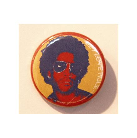 Lenny Kravits - Let Love - Badge
