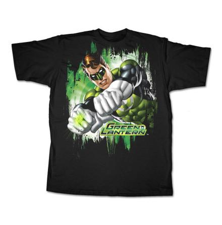 T-Shirt - Latern Ring - Gröna Lyktan