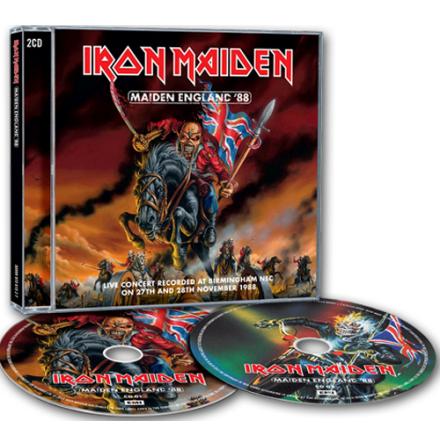 CD - Maiden England