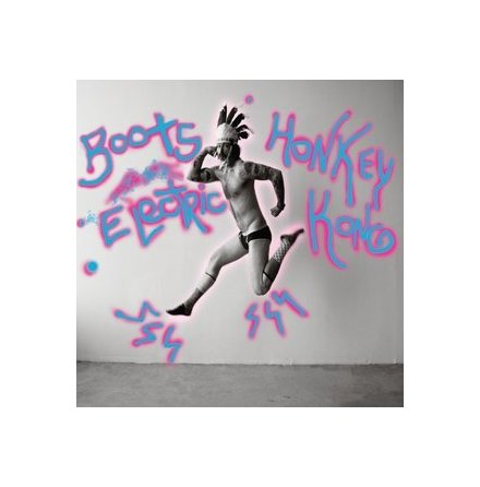 LP - Boots Electric - Solo Jesse Hughes