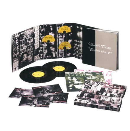 LP / CD / DVD Box - Exile On Main St