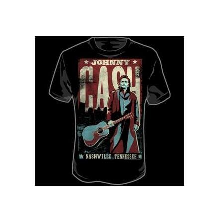 T-Shirt - Nashville Poster