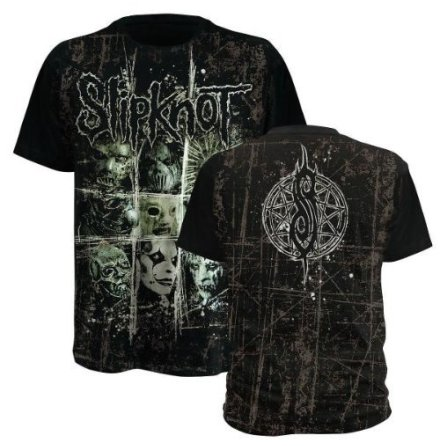 T-Shirt - Scratch Squares