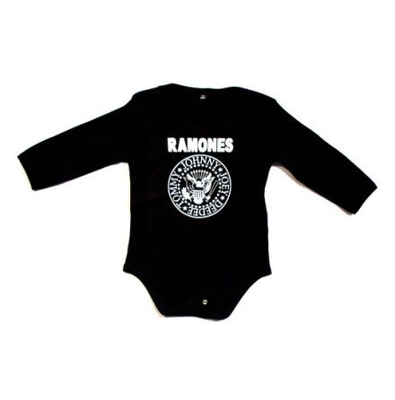 Ramones - Babybody - Emblem