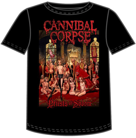 T-Shirt - Priests Of