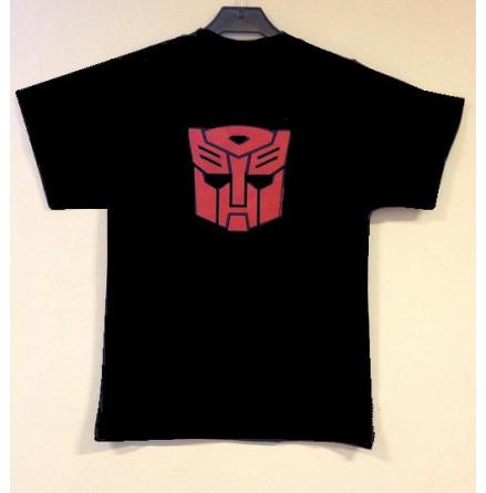 Barn T-Shirt - Transformers - Röd