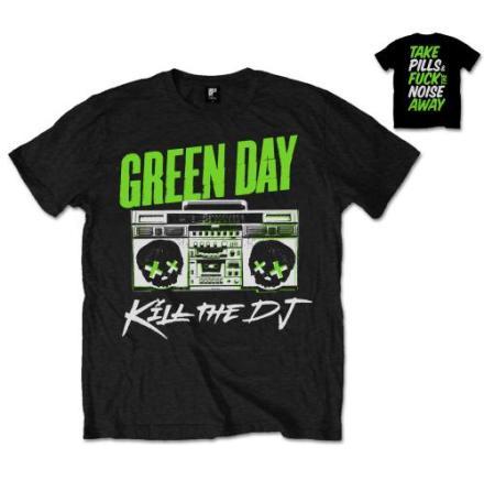 T-Shirt - Kill The Dj