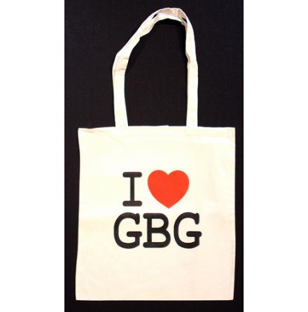 Tygkasse - I Love GBG