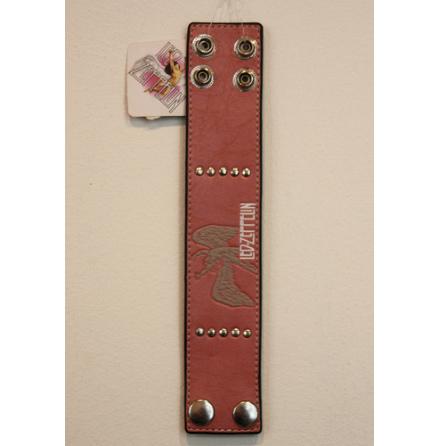 Led Zeppelin - Pink - Armband