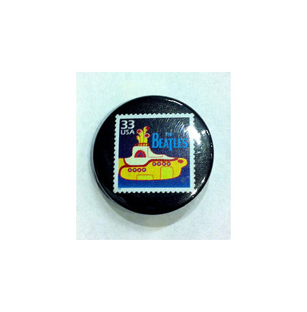 Beatles - Yellow - Badge