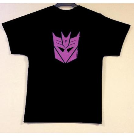 Barn T-Shirt - Transformers - Lila