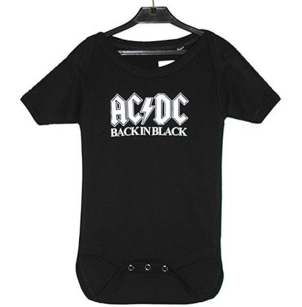 Babybody - AC/DC - Back In Black
