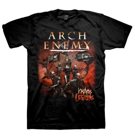 T-Shirt - Khaos Legions Dates