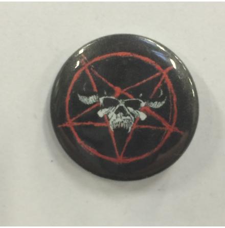 Danzig - Pentagram - Badge