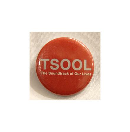 Soundtrack Of Our Lives - TSOOL Röd - Badge