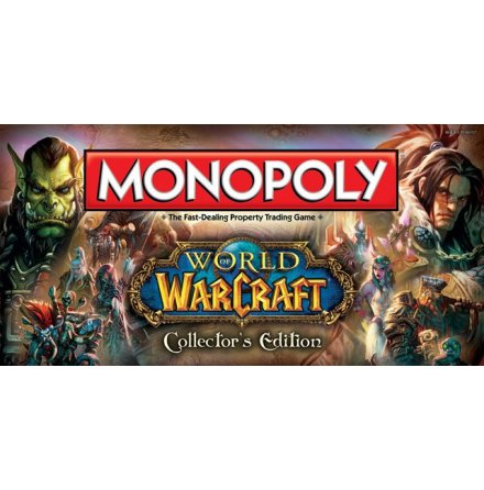 Worl Of Warcraft - Monopoly