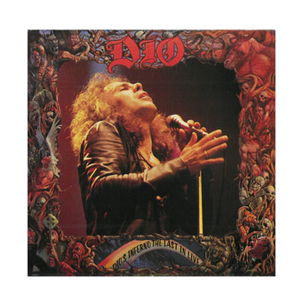 CD - Dio's Inferno - The Last In Live+bo