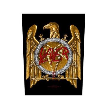 Slayer Back Patch: Golden Eagle