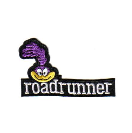 Looney Tunes - Roadrunner - Tygmärke