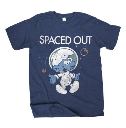 T-Shirt - Spaced Out
