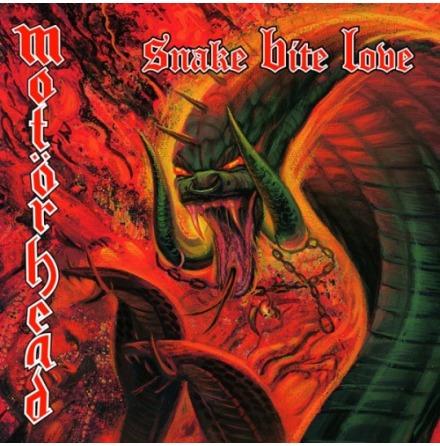LP - Motörhead - Snake Bite Love