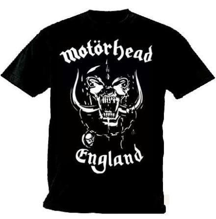 Barn T-Shirt - Motörhead - England