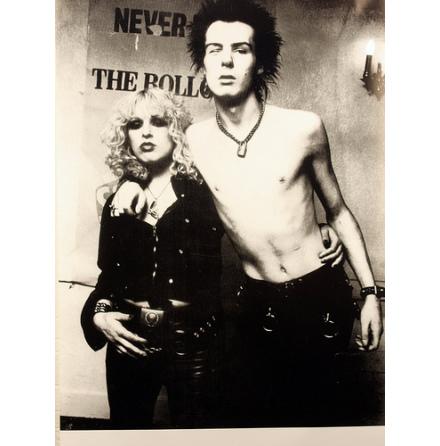 Sex Pistols - Sid & Nancy -  Poster