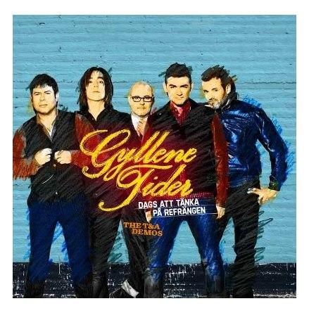 CD - Gyllene Tider - Dags Att Tänka På Refrängen (2cd)