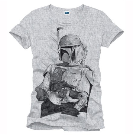 T-Shirt - Boba Fett