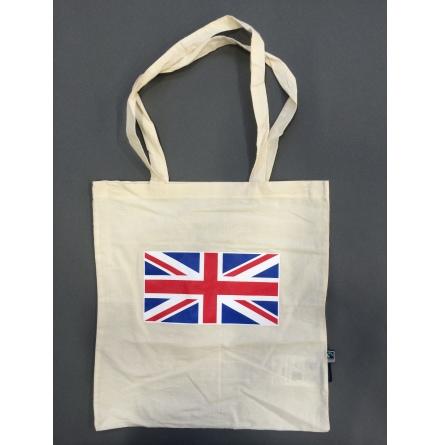 Tygkasse - Brittiska flaggan