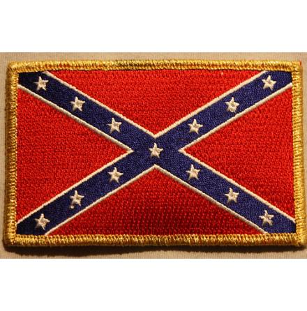Sydstats flagga - Tygmärke