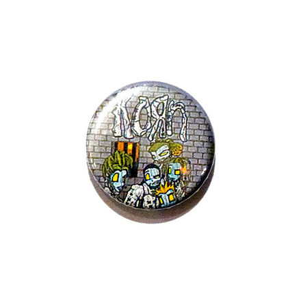 Korn - Trasdockor - Badge