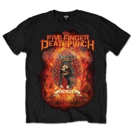T-Shirt - Burn In Sin
