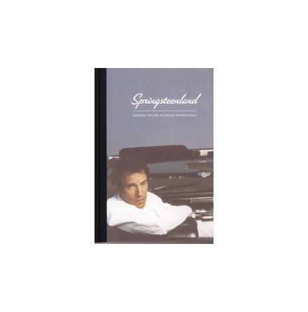 Springsteenland - Bok