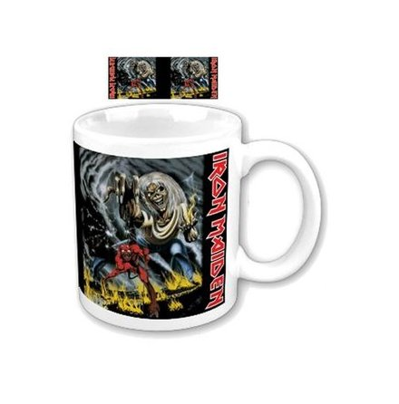 Iron Maiden - Number Of The Beast - Mugg