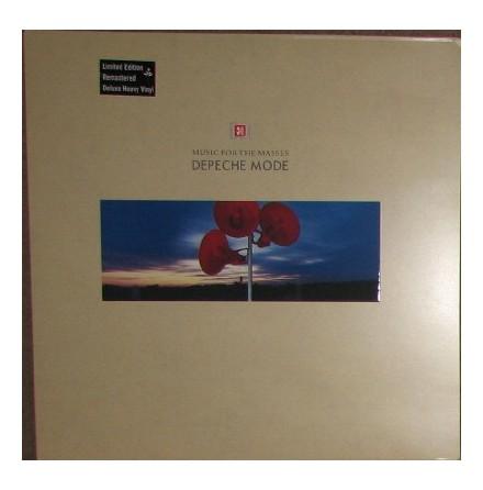LP - Depeche Mode - Music For The Masses