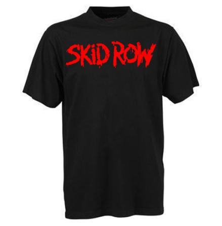 T-Shirt - Röd Logo