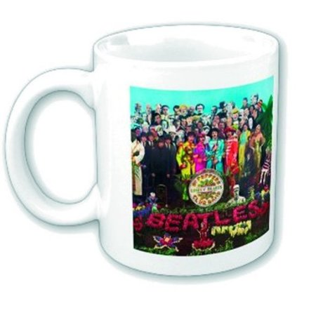 Beatles - Sgt Peppers - Mug