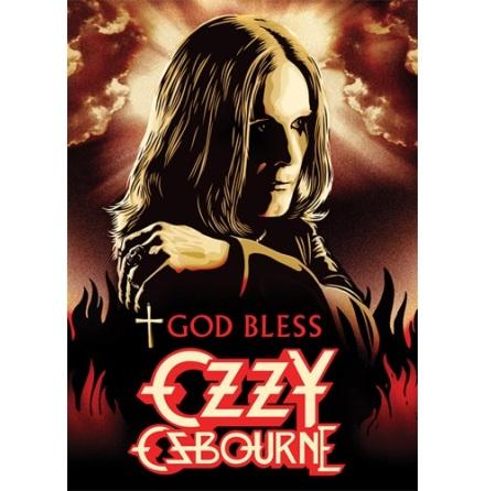 DVD - Ozzy Osbourne - God Bless Ozzy Osbourne