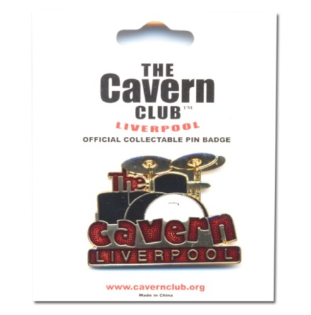 The Cavern - Drum Kit - Pin
