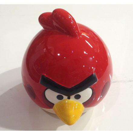 Angry Bird - Sparbössa - Röd