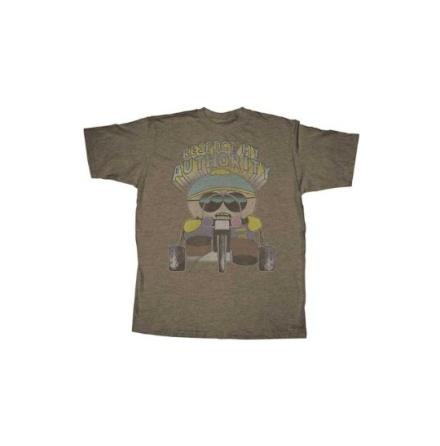 T-Shirt - Respect My Wheel