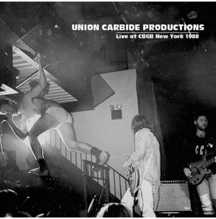 LP  -  Live At CBGB New York 1988