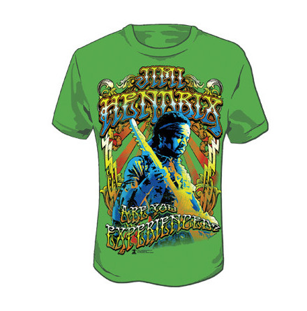 T-Shirt - Are You Experienced