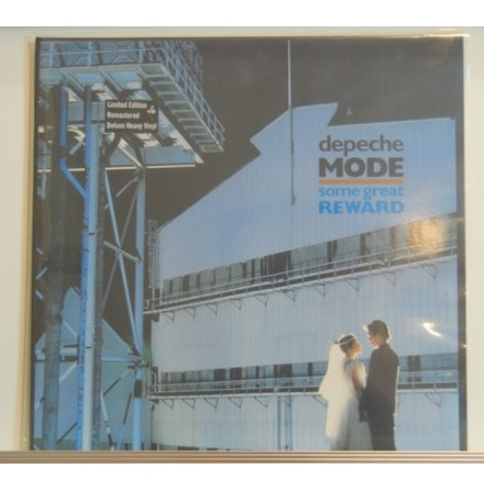 LP - Depeche Mode - Some Great Reward