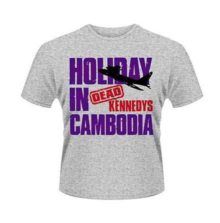 T-Shirt - Holiday In Cambodia 2