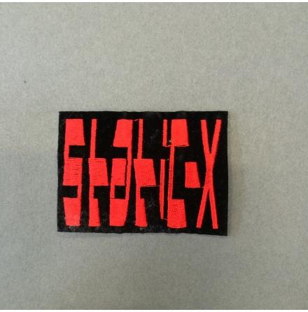 Static-X - Logo - Tygmärke