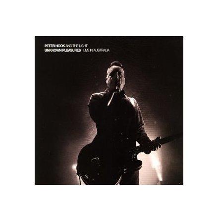LP Peter Hook & The Light - Unknown Pleasures Live In Australia