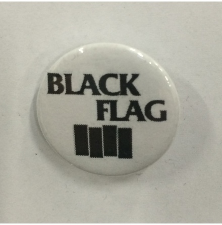 Black Flag - Logo - Badge