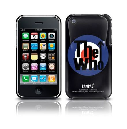 Who - IPhone Cover 3g